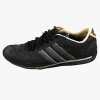 3d sports shoe model