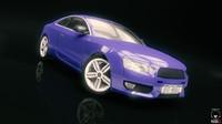race car 2 3d x