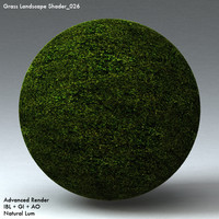 Grass Landscape Shader_026