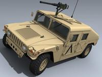 M1025 HMMWV (US Army Desert)