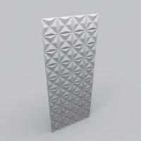 max 3 dimensional panel