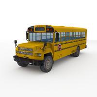 3ds max bus school