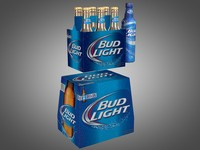 3d bud light products