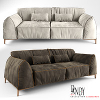dandy home sofa kong 3d model