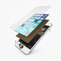 3d apple iphone 6s phone model