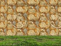 Stone wall 120