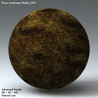Grass Landscape Shader_032