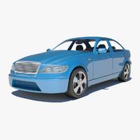 concept car sedan max