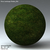 Grass Landscape Shader_034