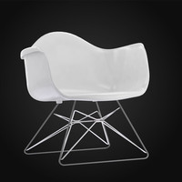 maya rod arm chair charles eames