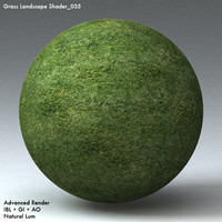 Grass Landscape Shader_035