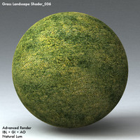 Grass Landscape Shader_036