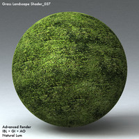Grass Landscape Shader_037