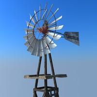 3d wind model