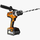 Cordless Drill 3D models