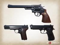 pistol fps aaa obj