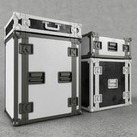 3d case chest model