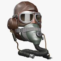 Aviator Helmet RAF WW2