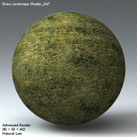 Grass Landscape Shader_047