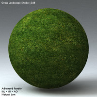 Grass Landscape Shader_048