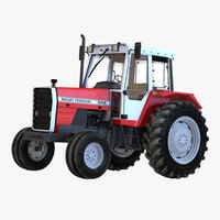 vintage tractor ferguson 698 max