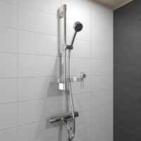 shower nova apollo 3d max