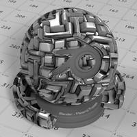 Metal Tech Tiles 1