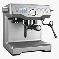 espresso maker catler es 3d model