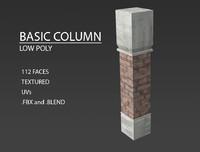 column build fbx