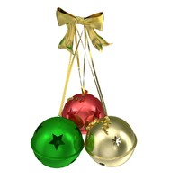 3d model christmas jingle bells