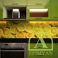 Kitchen Lime Only Model