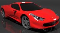 italia 3d model
