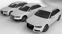 Audi A4 Avant 2013 Collection