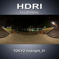 HDRI_Tokyo_midnight_01