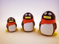 3ds max penguin