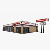 max firestone auto service building