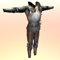 max knight armor