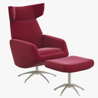 boconcept harvard 3ds