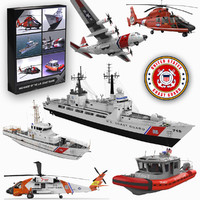 Machinery of the U.S. Coast Guard