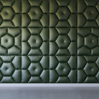 3ds max decorative wall panel