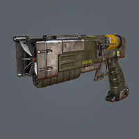 max laser pistol