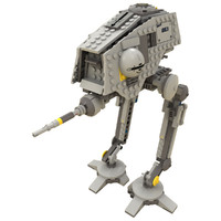lego starwars at-dp 3d model