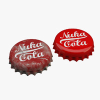 maya nuka cola bottle cap