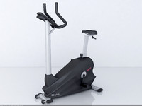 3d model fitlux 5000 gym equipment