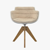 flow slim armchair obj