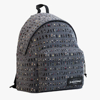 eastpak pak r backpack 3d 3ds