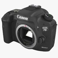 canon eos 7d mark 3d max
