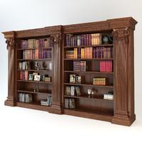 Classic Bookcase Angelo Cappellini