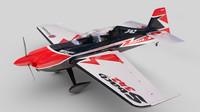 3dsmax sbach 342 aerobatic xa-42
