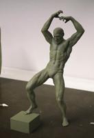 3d model dynamic figure